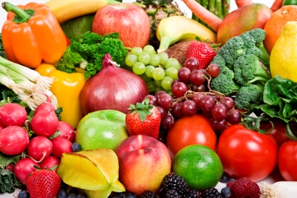 The fruit and vegetable diet is a super easy to follow diet. You are ...