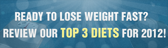top 2012 diet programs